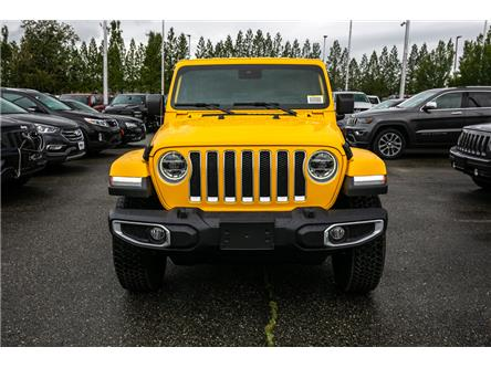 2019 Jeep Wrangler Unlimited Sahara (Stk: K628814) in Abbotsford - Image 2 of 23