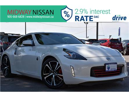 2018 Nissan 370Z Sport (Stk: U1784) in Whitby - Image 1 of 29