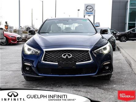 2019 Infiniti Q50 3.0t Red Sport 400 (Stk: I6901) in Guelph - Image 2 of 21