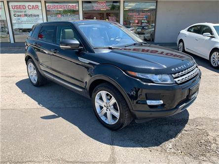 2012 Land Rover Range Rover Evoque PURE PLUS   PANO ROOF   HTD SEATS   NAVI   LEATHER (Stk: P12296) in Oakville - Image 2 of 22