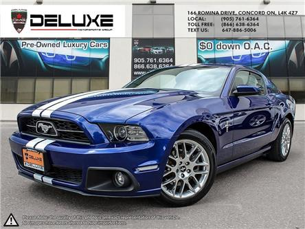 2013 Ford Mustang V6 (Stk: D0597) in Concord - Image 1 of 14