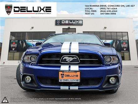 2013 Ford Mustang V6 (Stk: D0597) in Concord - Image 2 of 14