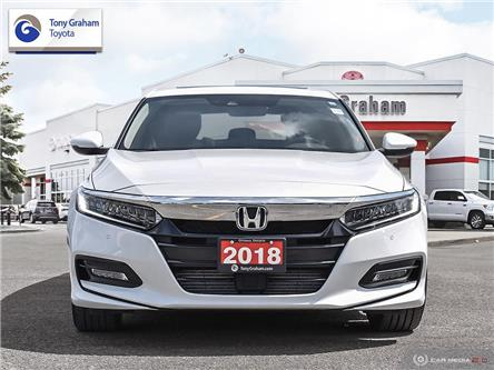 2018 Honda Accord Touring (Stk: 58243A) in Ottawa - Image 2 of 30