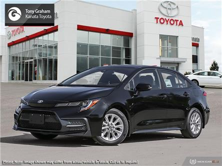 2020 Toyota Corolla SE (Stk: 89646) in Ottawa - Image 1 of 24