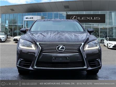 2013 Lexus LS 460 Base (Stk: 86533A) in Ottawa - Image 2 of 28
