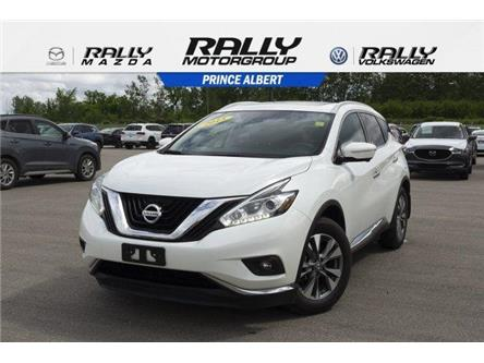2015 Nissan Murano  (Stk: V706) in Prince Albert - Image 1 of 11