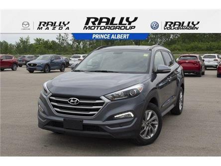 2018 Hyundai Tucson SE 2.0L (Stk: V882) in Prince Albert - Image 1 of 30
