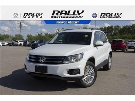 2016 Volkswagen Tiguan Special Edition (Stk: V889) in Prince Albert - Image 1 of 11