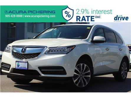 2016 Acura MDX Navigation Package (Stk: AP4895) in Pickering - Image 1 of 31