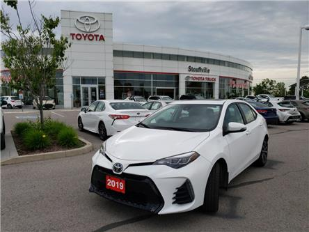 2019 Toyota Corolla SE (Stk: P1847) in Whitchurch-Stouffville - Image 1 of 11
