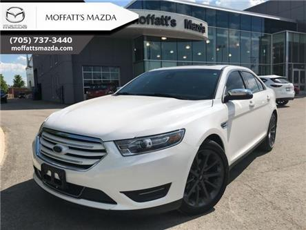 2018 Ford Taurus Limited (Stk: 27635) in Barrie - Image 1 of 27