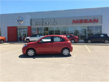 2019 Nissan Micra SV (Stk: 19-271) in Smiths Falls - Image 1 of 13