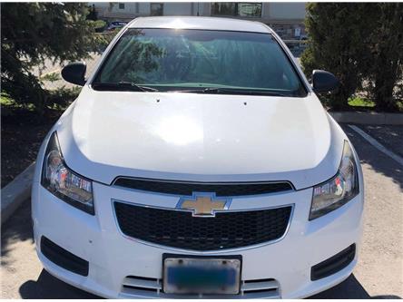 2011 Chevrolet Cruze LS (Stk: 1906270) in Waterloo - Image 1 of 2