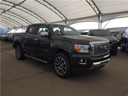 2019 GMC Canyon Denali (Stk: 176007) in AIRDRIE - Image 1 of 24