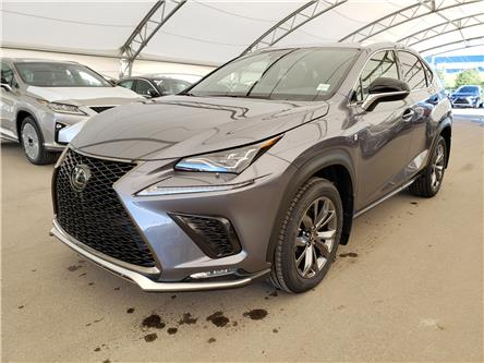 2020 Lexus NX 300 Base (Stk: L20002) in Calgary - Image 2 of 5