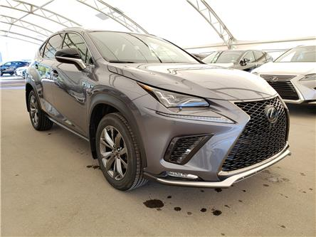 2020 Lexus NX 300 Base (Stk: L20002) in Calgary - Image 1 of 5