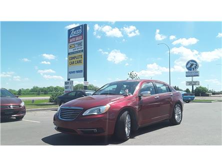 2013 Chrysler 200 Limited (Stk: P493) in Brandon - Image 1 of 16
