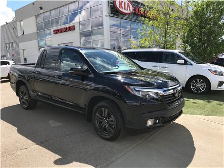 2019 Honda Ridgeline Sport (Stk: 7321) in Edmonton - Image 1 of 29