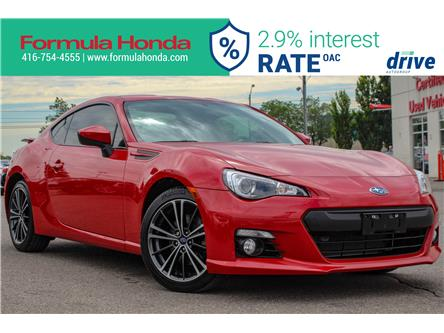 2015 Subaru BRZ Sport-tech (Stk: 19-1970A) in Scarborough - Image 1 of 23