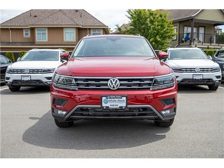 2019 Volkswagen Tiguan Highline (Stk: KT114037) in Vancouver - Image 2 of 28