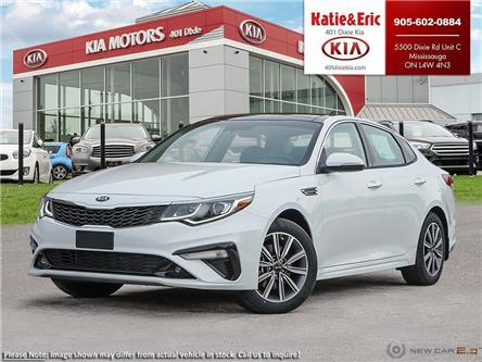 2019 Kia Optima EX (Stk: OP19008) in Mississauga - Image 1 of 24