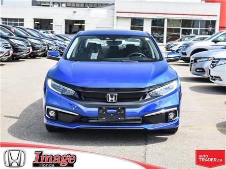 2019 Honda Civic Touring (Stk: 9C607) in Hamilton - Image 2 of 21