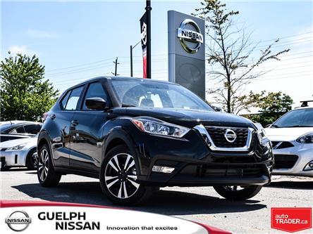2019 Nissan Kicks SV (Stk: N20192) in Guelph - Image 1 of 24