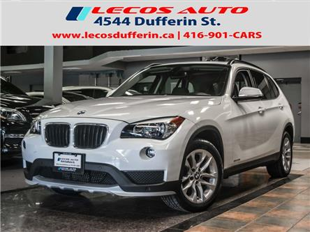 2015 BMW X1 xDrive28i (Stk: Y25941) in Toronto - Image 1 of 28