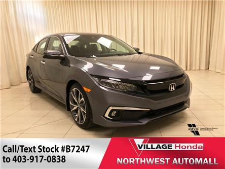 2019 Honda Civic Touring (Stk: B7247) in Calgary - Image 1 of 30