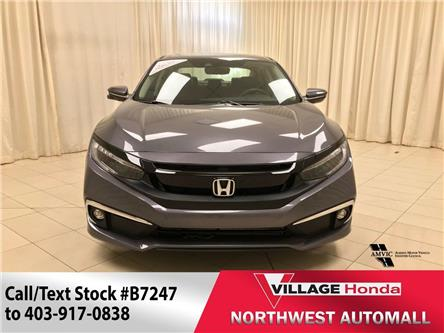 2019 Honda Civic Touring (Stk: B7247) in Calgary - Image 2 of 30