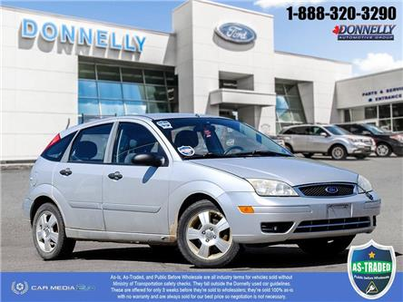 2007 Ford Focus SES (Stk: PBWDUR6116A) in Ottawa - Image 1 of 28