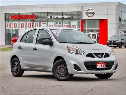 2015 Nissan Micra  (Stk: SSP216) in St. Catharines - Image 1 of 21