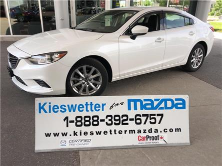 2017 Mazda MAZDA6 GS (Stk: 35354A) in Kitchener - Image 1 of 25