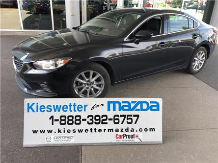 2016 Mazda MAZDA6 GX (Stk: U3820) in Kitchener - Image 1 of 25