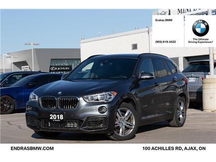 2018 BMW X1 xDrive28i (Stk: P5912) in Ajax - Image 1 of 21