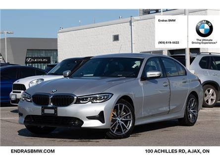 2019 BMW 330i xDrive (Stk: 35556) in Ajax - Image 1 of 20