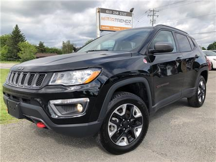 2018 Jeep Compass Trailhawk (Stk: -) in Kemptville - Image 1 of 30