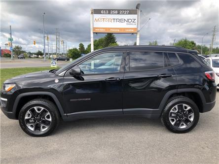 2018 Jeep Compass Trailhawk (Stk: -) in Kemptville - Image 2 of 30