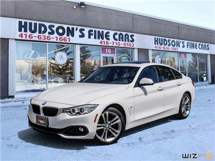 2016 BMW 428i xDrive Gran Coupe (Stk: 36018) in Toronto - Image 1 of 30