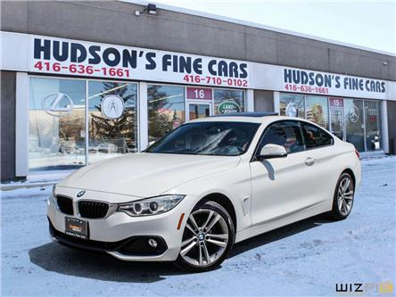 2015 BMW 428i xDrive (Stk: 84744) in Toronto - Image 1 of 29