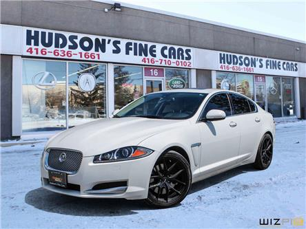 2013 Jaguar XF 3.0L (Stk: ) in Toronto - Image 1 of 30