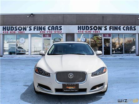 2013 Jaguar XF 3.0L (Stk: ) in Toronto - Image 2 of 30