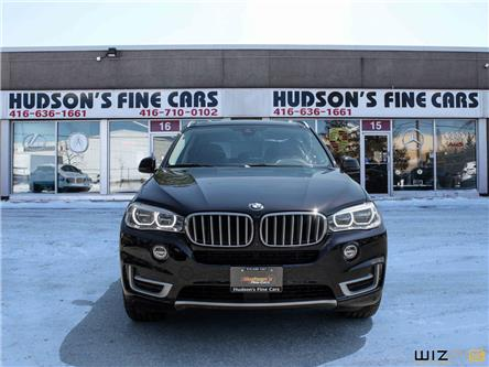 2016 BMW X5 xDrive35i (Stk: 30663) in Toronto - Image 2 of 30