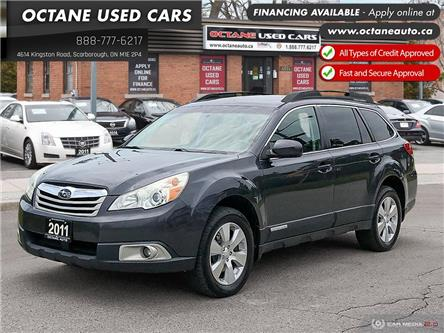 2011 Subaru Outback 3.6 R Limited Package (Stk: ) in Scarborough - Image 1 of 25