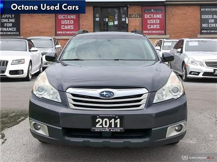 2011 Subaru Outback 3.6 R Limited Package (Stk: ) in Scarborough - Image 2 of 25