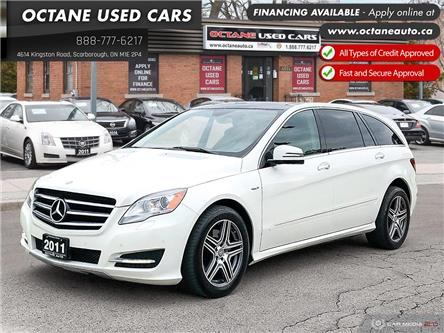 2011 Mercedes-Benz R-Class Base (Stk: ) in Scarborough - Image 1 of 26