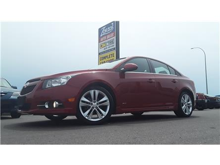 2011 Chevrolet Cruze LT Turbo (Stk: P468) in Brandon - Image 1 of 13