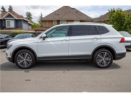 2019 Volkswagen Tiguan Highline (Stk: KT106421) in Vancouver - Image 2 of 27