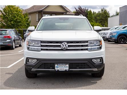 2019 Volkswagen Atlas 3.6 FSI Highline (Stk: KA530996) in Vancouver - Image 2 of 29