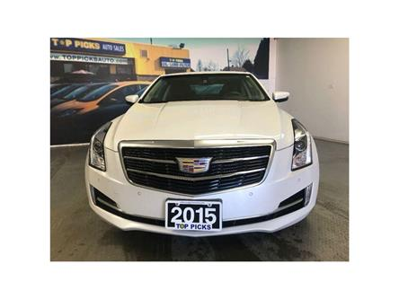 2015 Cadillac ATS 2.0L Turbo Luxury (Stk: 0125329) in NORTH BAY - Image 2 of 19